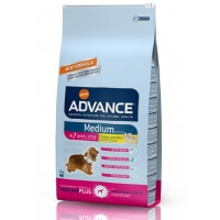 Advance Dog Medium Senior Orta Irk Yaşlı Köpek Maması 12kg