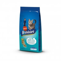 Brekkies Excel Cat Salmon 15kg