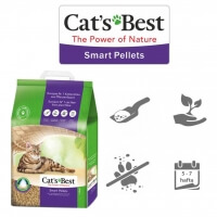 Cats Best Smart Pellet Kedi Kumu 10L 5kg
