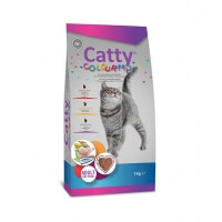 Catty Adult Colour Mix Yetişkin Kedi Maması 1kg