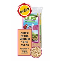Chipsi Extra Medium Kuş Ve Sürüngen Talaşı 15kg