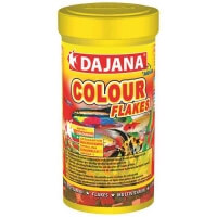 Dajana Tropikal Balık Yemi Tropical Color Flakes 100 Ml 20 Gr