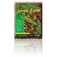 Exo Terra Jungle Earth Sürüngen Taban Malzemesi 4 Quart