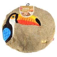 Gigwi Köpek Kedi Yatağı Snoozy Friends Toucan Model Çap:45cm