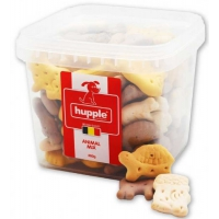 Hupple Köpek Ödül Bisküvisi Animal Mix 400 gr