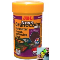 JBL Novograno Color Mini Balık Yemi 100ml 43gr