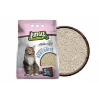 Jungle Bentonit Kedi Kumu Natural 5 Lt x 4 Adet