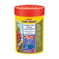 Sera Crabs Natural Yengeç Yemi 100ml