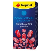 Tropical Tuzlusu Balık Yemi 100ml Marine Power Coral Food Sps Powder