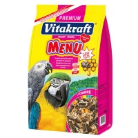 Vitakraft Menu Papağan Yemi Jako Gri Amazon 1000gr