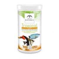 White Balance Tropical Flakes Tropikal Pul Balık Yemi 250ml