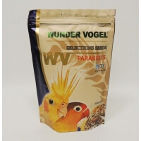 Wunder Vogel Selection Big Paraket Sultan Papağanı Yemi 500gr
